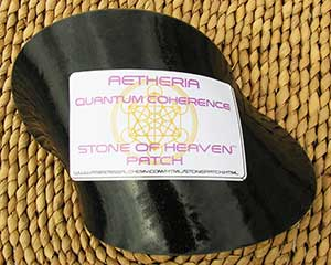 Flexible Oval Energy Patch